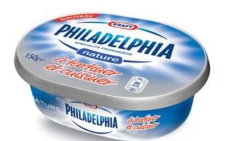 Trouver le Cream cheese en France