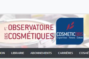 Qu'est-ce que l'Observatoire des Cosmétiques ?