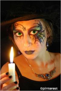 maquillage-sorciere-araigne-2